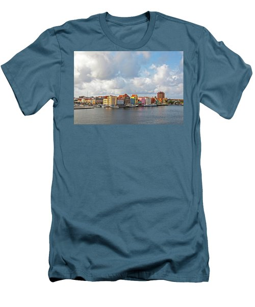 Willemstad Men's T-Shirt (Athletic Fit)