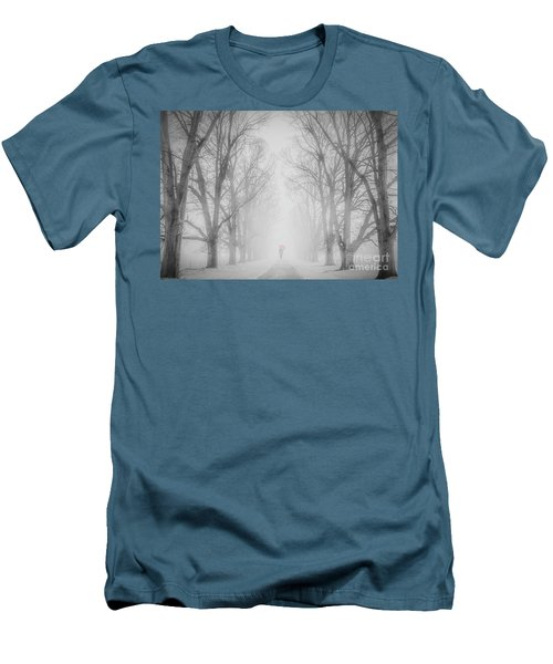 Winter Fog Men's T-Shirt (Athletic Fit)