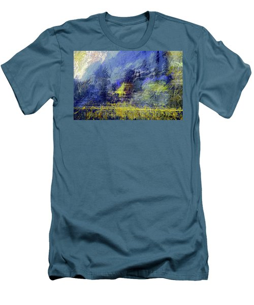 Winter Frosty Morning Men's T-Shirt (Athletic Fit)