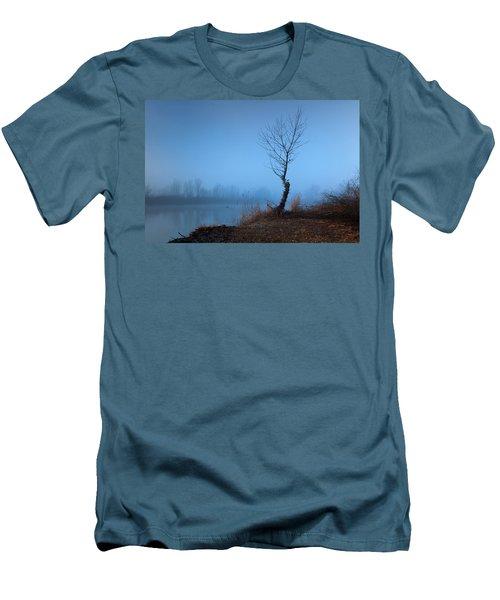 Winter Loner Men's T-Shirt (Athletic Fit)