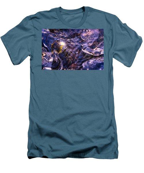 Winter Streams Men's T-Shirt (Slim Fit) by Craig Szymanski