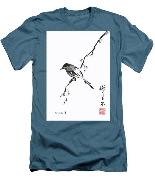 Winter Tolerance Men's T-Shirt (Athletic Fit)