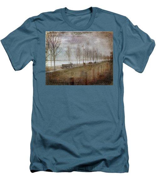 Winters Edge Men's T-Shirt (Athletic Fit)