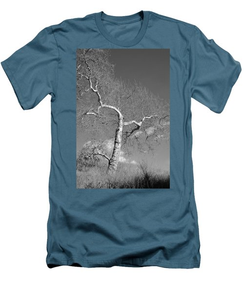 Winter's Ghost Men's T-Shirt (Athletic Fit)