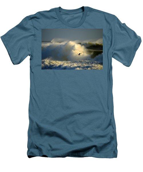 Winter's Passing Men's T-Shirt (Slim Fit) by Dianne Cowen