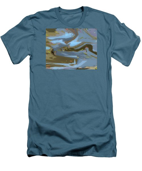Woodland Stream Men's T-Shirt (Athletic Fit)