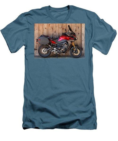 Yamaha Fj-09 .2 Men's T-Shirt (Slim Fit) by E Faithe Lester