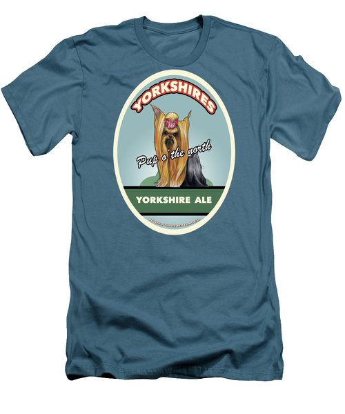 Yorkshire Ale Men's T-Shirt (Athletic Fit)
