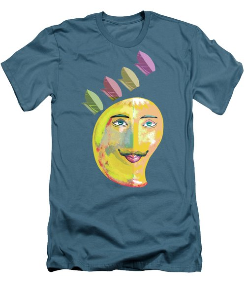 Your Highness A Men's T-Shirt (Slim Fit) by Thecla Correya