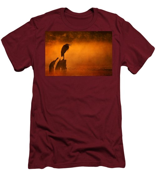 A Cry In The Mist Men's T-Shirt (Athletic Fit)