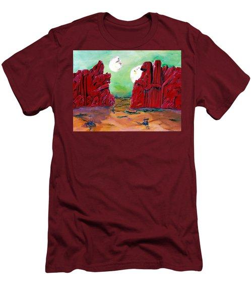 Barsoom Men's T-Shirt (Athletic Fit)