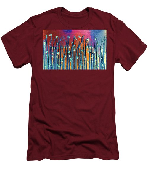 Beautiful Weeds On Venus Men's T-Shirt (Athletic Fit)