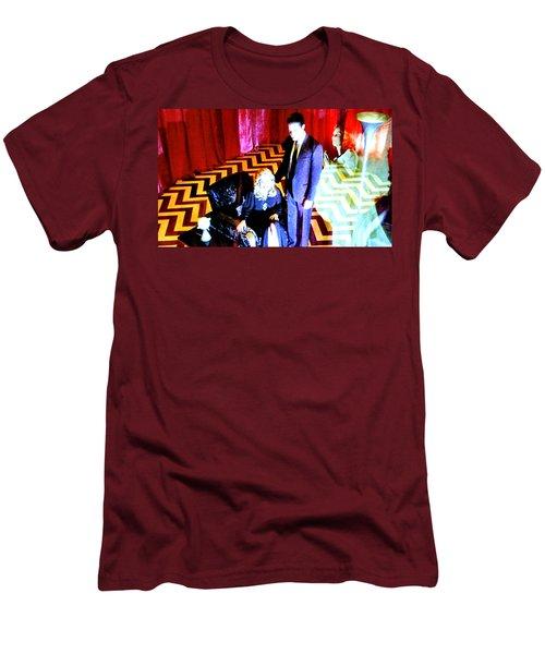 Black Lodge 2013 Men's T-Shirt (Athletic Fit)
