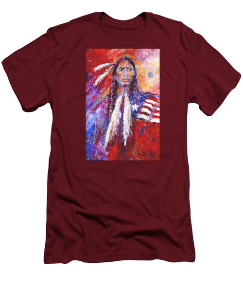Blackfeet Men's T-Shirt (Athletic Fit)