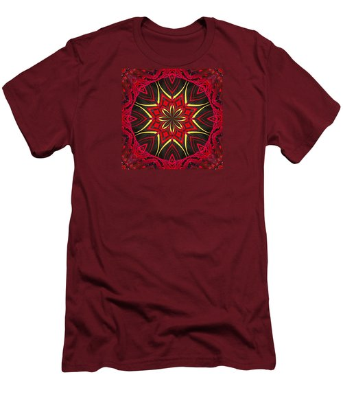Men's T-Shirt (Slim Fit) featuring the photograph Captive Star  by I'ina Van Lawick