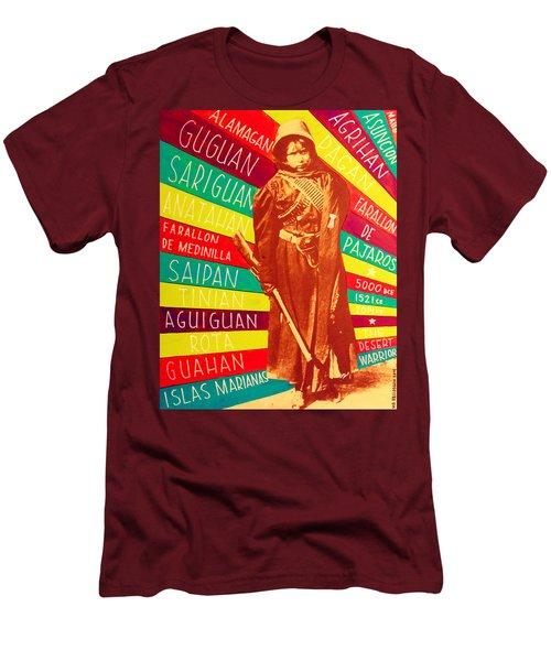 Chamorro Revolutionary Men's T-Shirt (Athletic Fit)