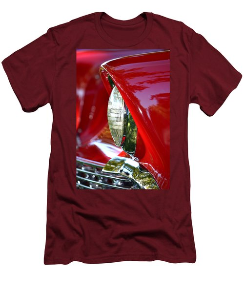 Chevy Headlight Men's T-Shirt (Athletic Fit)