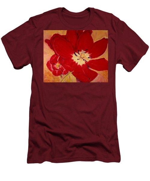 Downside One Men's T-Shirt (Slim Fit) by Jean Cormier