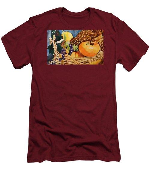 Fall Harvest Men's T-Shirt (Athletic Fit)