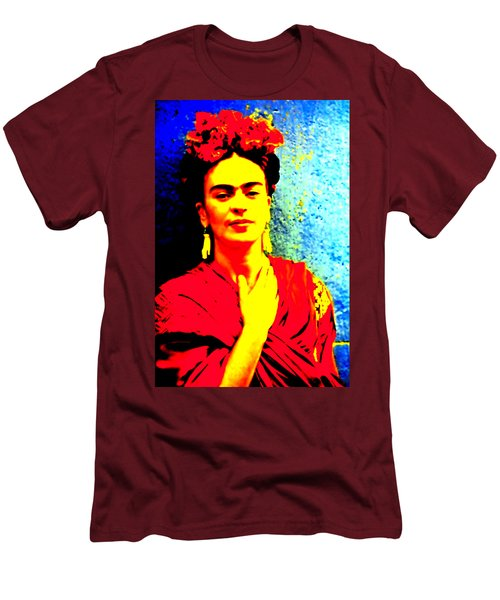 Funky Frida IIi Men's T-Shirt (Athletic Fit)