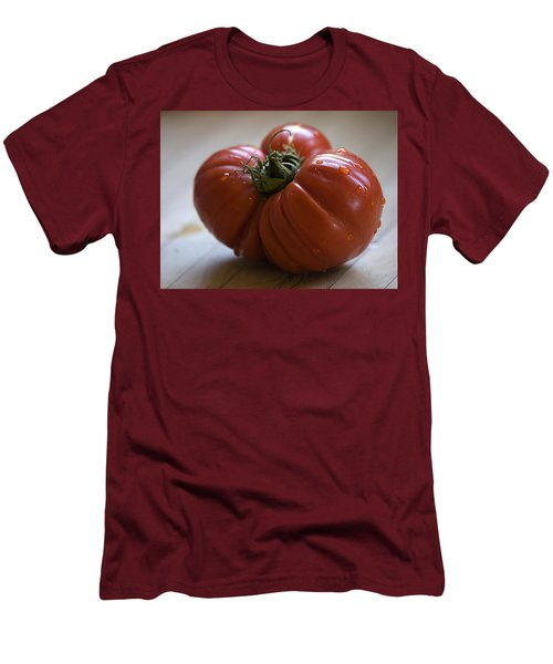 Men's T-Shirt (Slim Fit) featuring the photograph Heirloomage by Joe Schofield