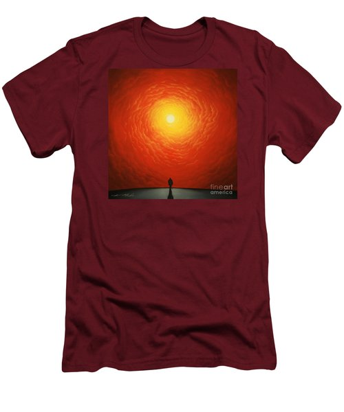 His Final Destiny Men's T-Shirt (Athletic Fit)