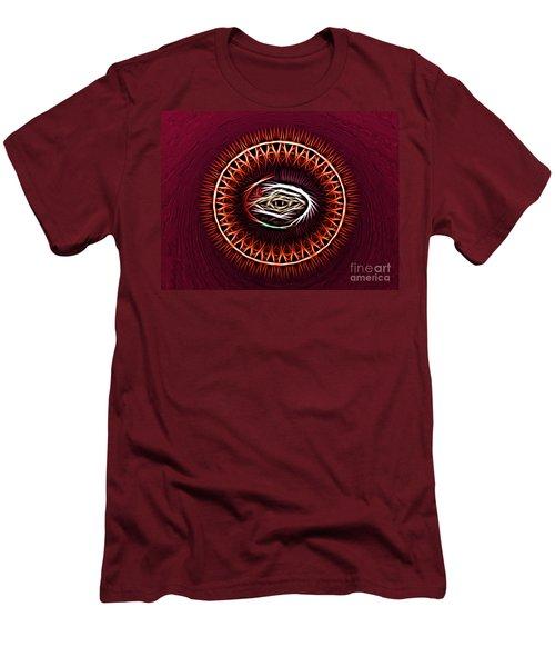 Hj-eye Men's T-Shirt (Athletic Fit)