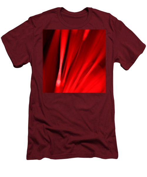 Hot Blooded Series Part 2 Men's T-Shirt (Athletic Fit)