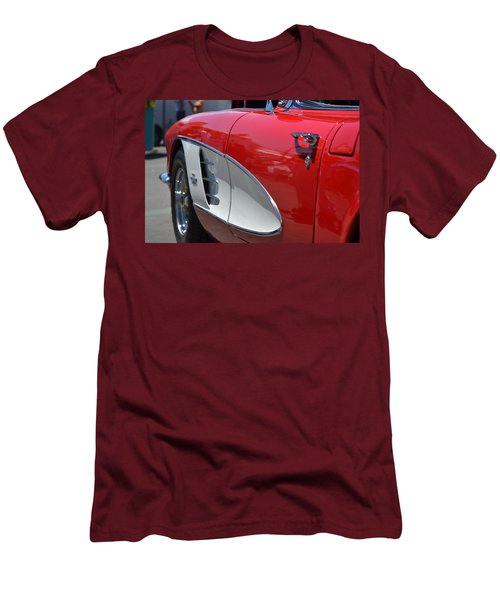 Men's T-Shirt (Slim Fit) featuring the photograph Hr-37 by Dean Ferreira