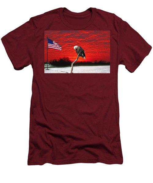 I Pledge Allegiance Men's T-Shirt (Athletic Fit)