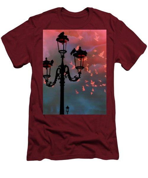 Il Volo Men's T-Shirt (Athletic Fit)