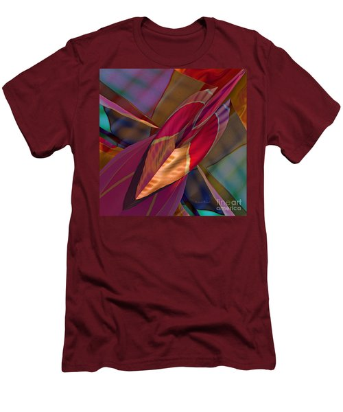 Into The Soul Men's T-Shirt (Slim Fit) by Deborah Benoit