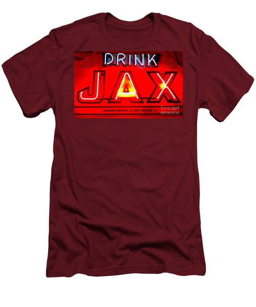 Jax Beer Of New Orleans Men's T-Shirt (Athletic Fit)