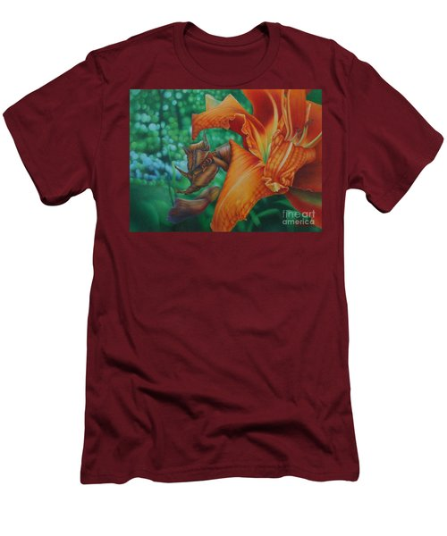 Lily's Evening Men's T-Shirt (Athletic Fit)