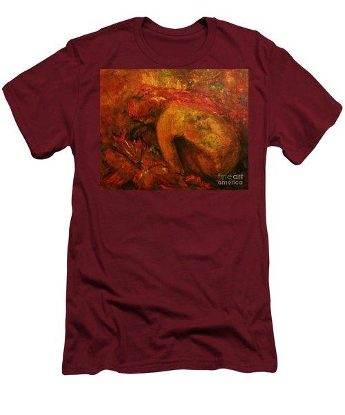 Linda Harvey Men's T-Shirt (Athletic Fit)