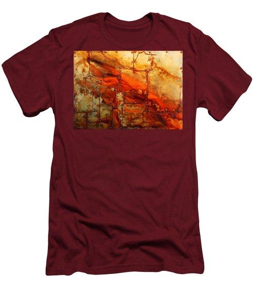 Metalwood Men's T-Shirt (Athletic Fit)
