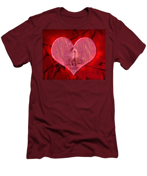 My Heart's Desire 2 Men's T-Shirt (Athletic Fit)