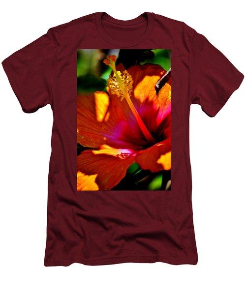 Outrageous Color Men's T-Shirt (Athletic Fit)