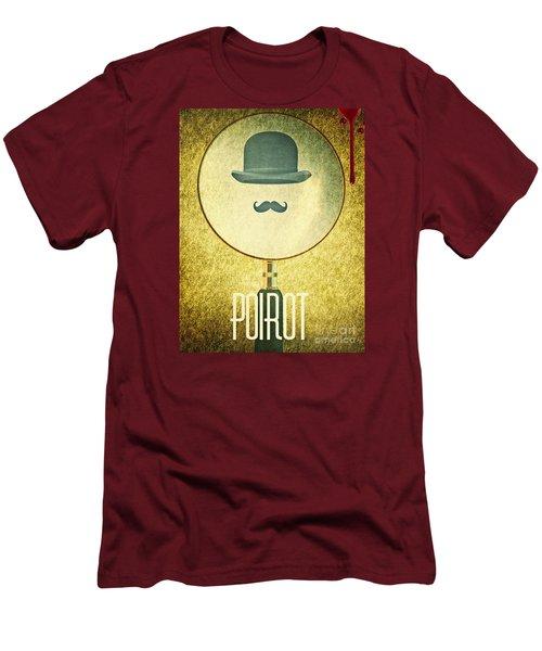 Poirot Men's T-Shirt (Athletic Fit)