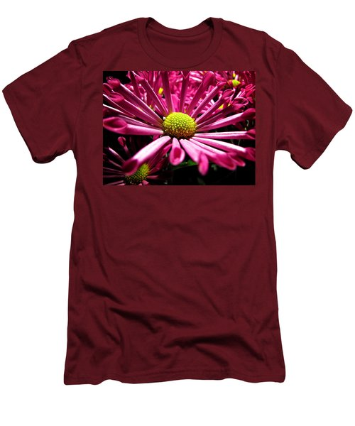 Pretty In Pink Men's T-Shirt (Slim Fit)