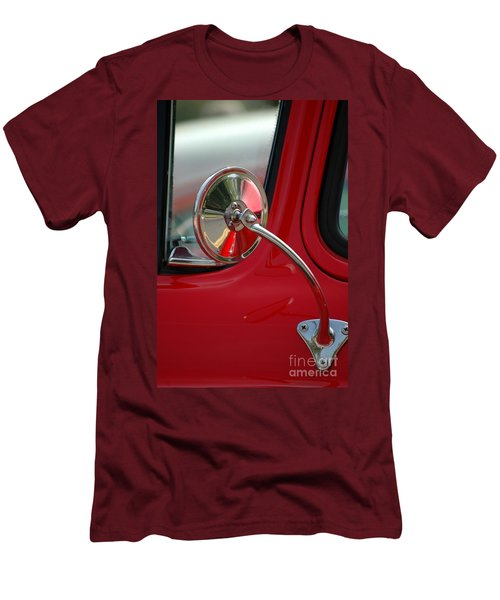 Men's T-Shirt (Athletic Fit) featuring the photograph Rear View by Christiane Hellner-OBrien