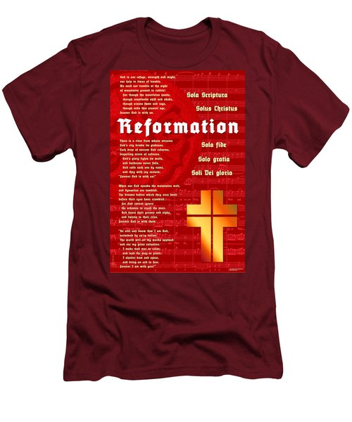 Reformation Men's T-Shirt (Athletic Fit)
