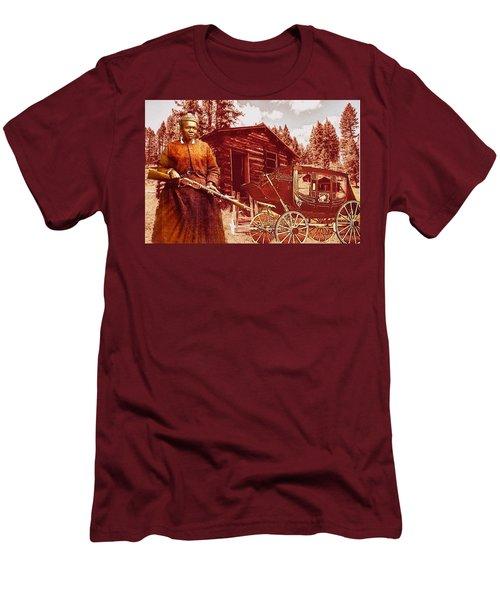 Shotgun Mary Men's T-Shirt (Athletic Fit)