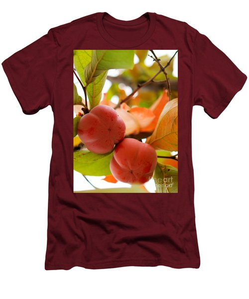 Men's T-Shirt (Slim Fit) featuring the photograph Sweet Fruit by Erika Weber