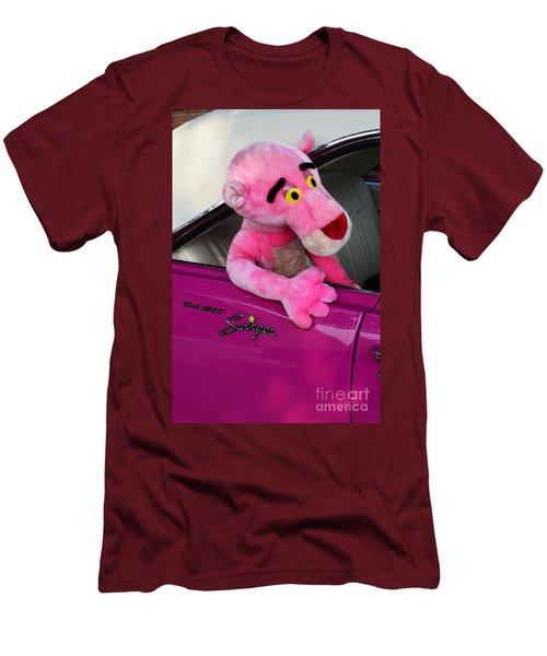 Swinger Men's T-Shirt (Slim Fit) by Bob Christopher