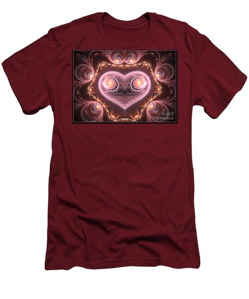 Valentine's Premonition Men's T-Shirt (Athletic Fit)
