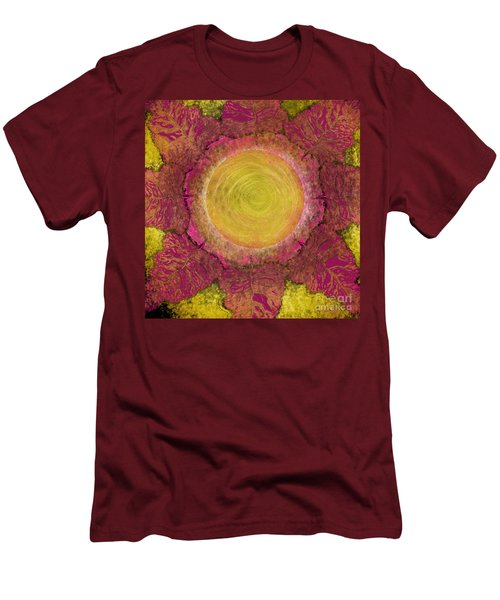 What Kind Of Sun Iv Men's T-Shirt (Slim Fit) by Carol Jacobs