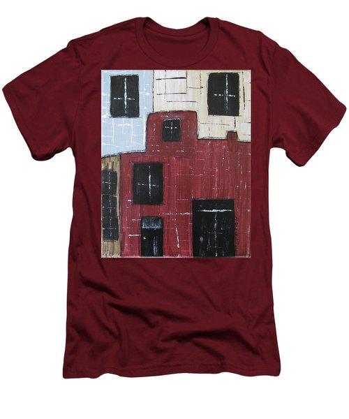 Eureka Springs Arkansas #1 Men's T-Shirt (Athletic Fit)