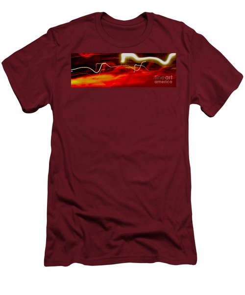 Blip Men's T-Shirt (Athletic Fit)