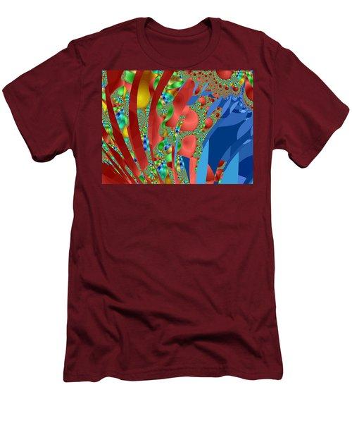 Complex Garden Men's T-Shirt (Athletic Fit)